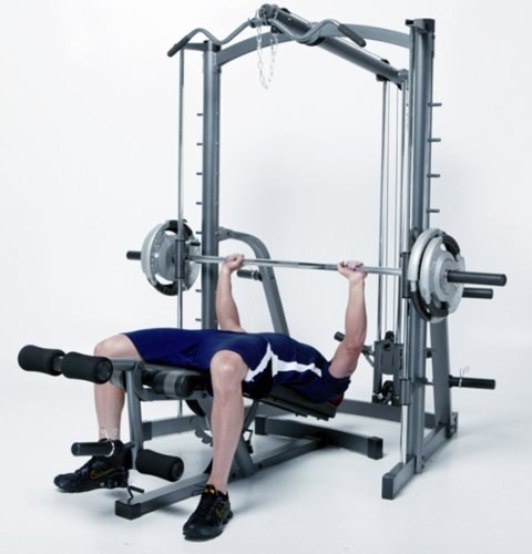 marcy smith machine with weights