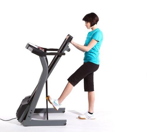 JTX Sprint-3 Motorised Folding Treadmill Review