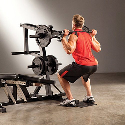 Marcy pro pm4400 leverage home gym review Leverage bench press
