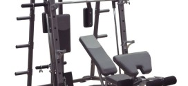 Bodymax CF380 Total Smith Machine System