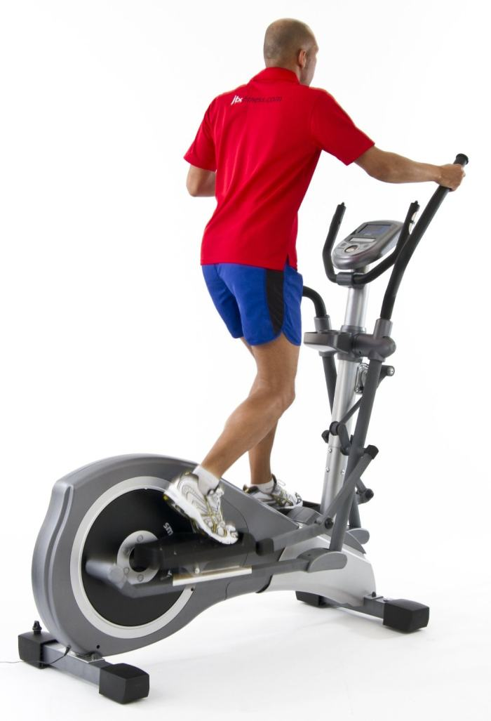 JTX Smart Stride 21 Variable Elliptical Cross Trainer