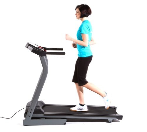 JTX Sprint-3 Motorised Folding Treadmill Review