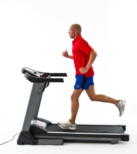JTX Sprint7 Folding Motorised Treadmill