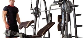 Marcy MD-9010 Home Gym Smith Machine