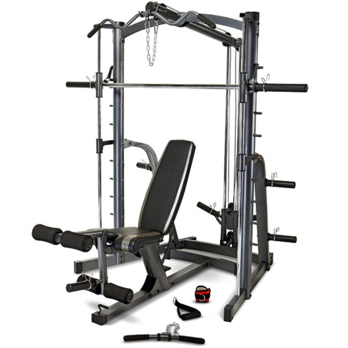 marcy smith machine