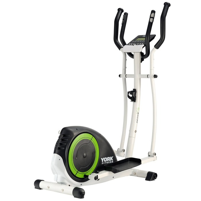 York Active 120 Cross Trainer Review