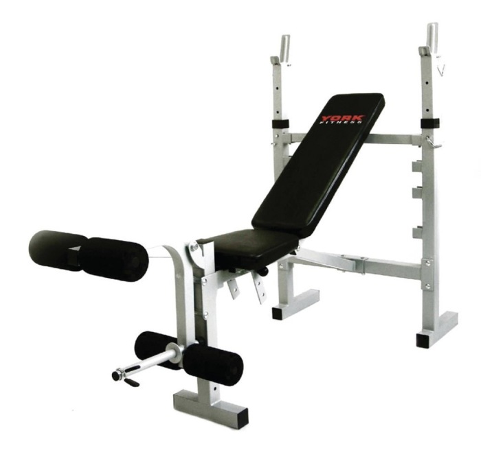 York B530 Heavy Duty Incline and Decline Bench