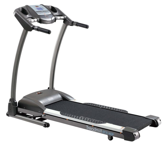 Body Sculpture BT5700 Motorised Treadmill