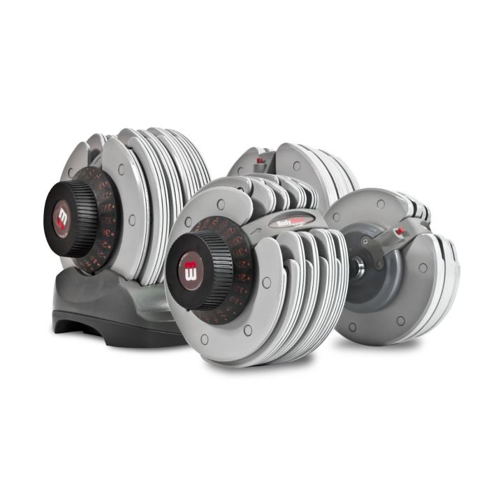 Bodymax Selectabell Dumbbells 2 x 32.5kg