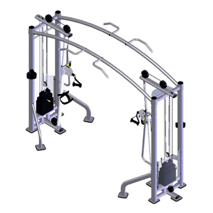 Bodymax IT9334 Cable Crossover Machine