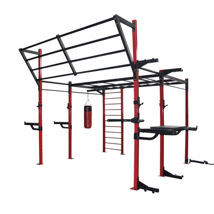 Bodymax Zenith Line CF880 Crossfit Functional Training Rig