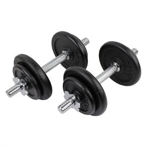 Confidence Dumbbell Set 20kg Review