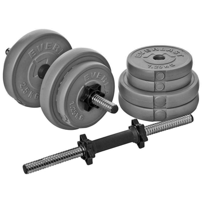 Everlast EV-1102 Dumbbell Set Vinyl