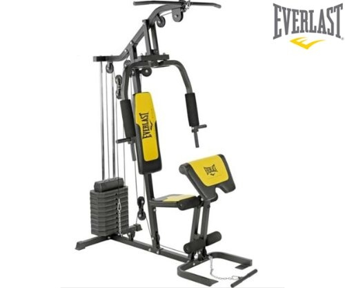 Everlast EV800 Home Gym with Preacher Pad