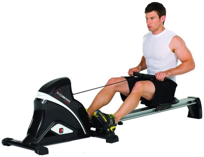 Hammer Cobra XTR Rowing Machine Review