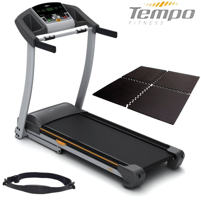 Horizon Tempo T904 Treadmill Motorised Folding