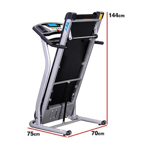 Space to use and store the treadmill is an important point when choosing one for home use