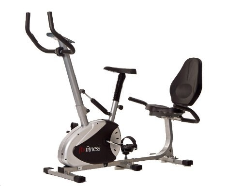 JTX Cyclo-2 Combo- 2 in 1 Exercise Bike
