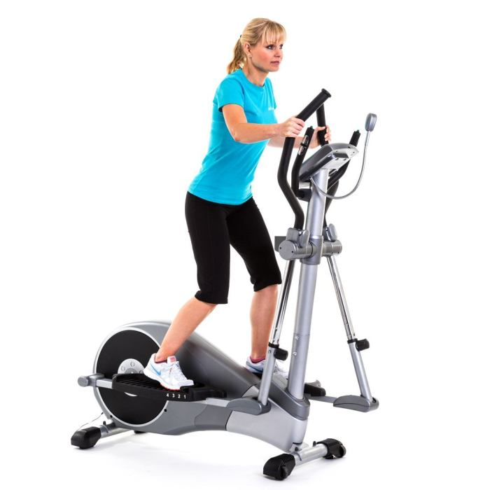 JTX Hill-Stride Incline Cross Trainer