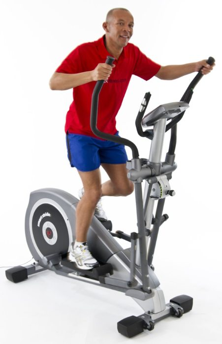 JTX Smart Stride 23 - Variable stride elliptical cross trainer