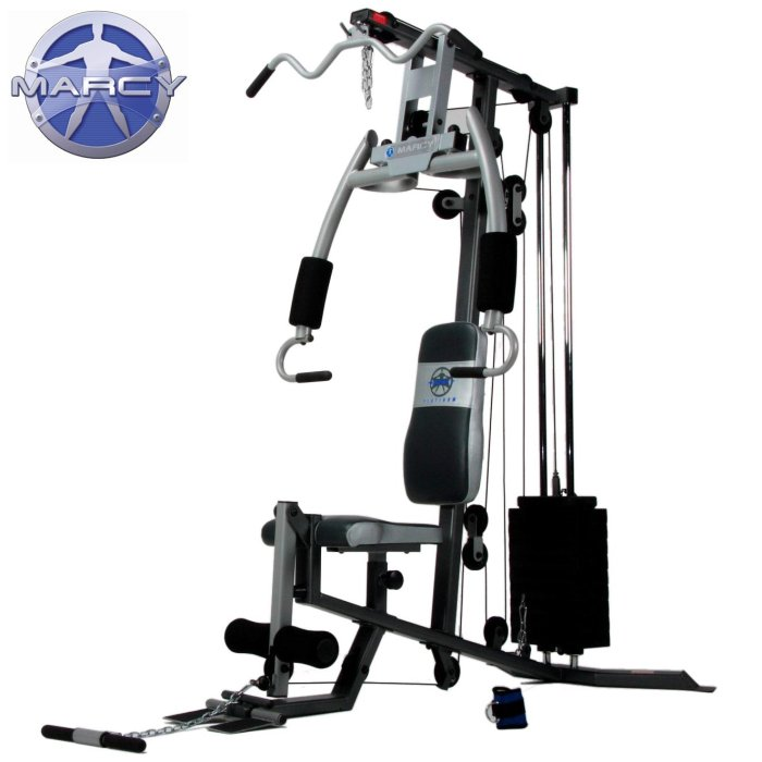 Marcy MP1105 Multi Gym With 57kg Stack Review