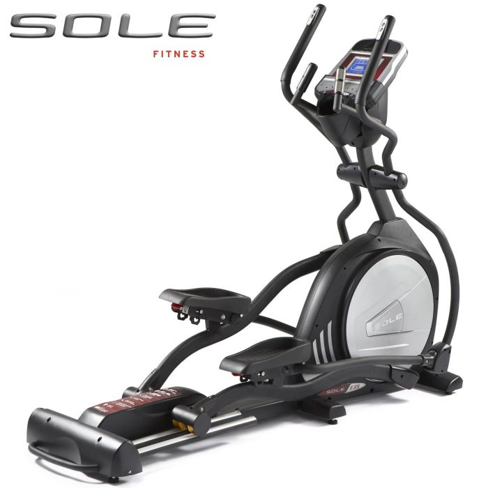 elliptical machine with incline