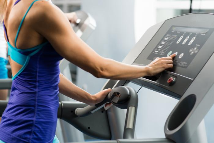 The display units on treadmills vary greatly between models and their ease of use
