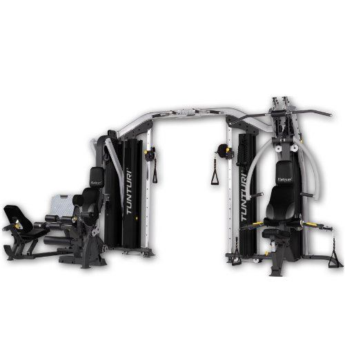 Tunturi Platinum 4-In-1 Strength Station Multi Gym