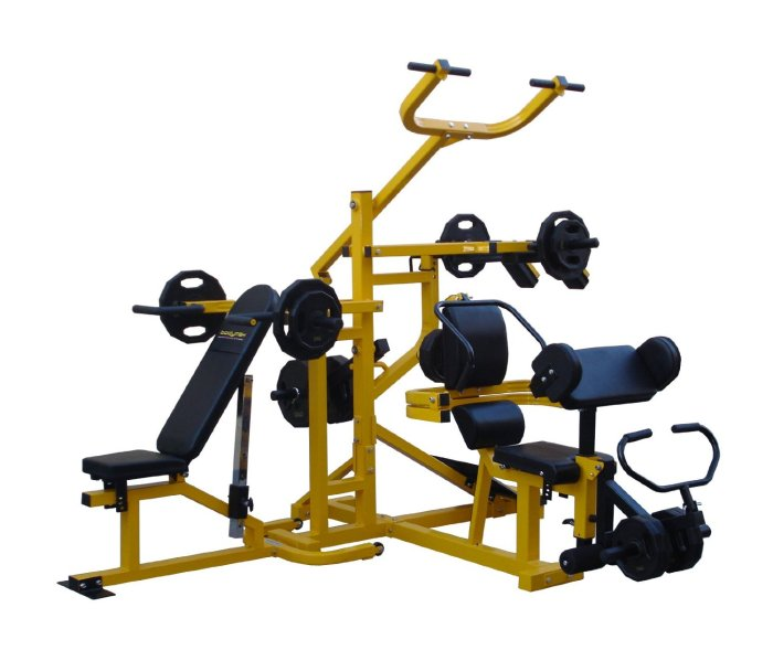 Bodymax CF530 Elite Multi-Lever System Gym