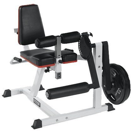 Leg Curl And Extension Bench Image Pro Ii Review