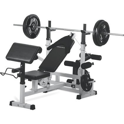 Image Pro 2 Multi Function Exercise Bench