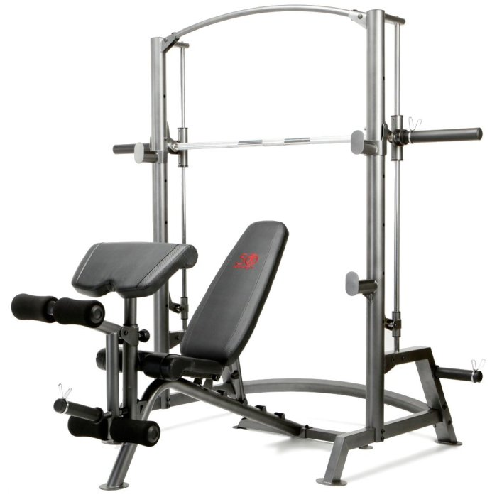 Buy the Marcy SM-1050 Home Gym Smith Machine