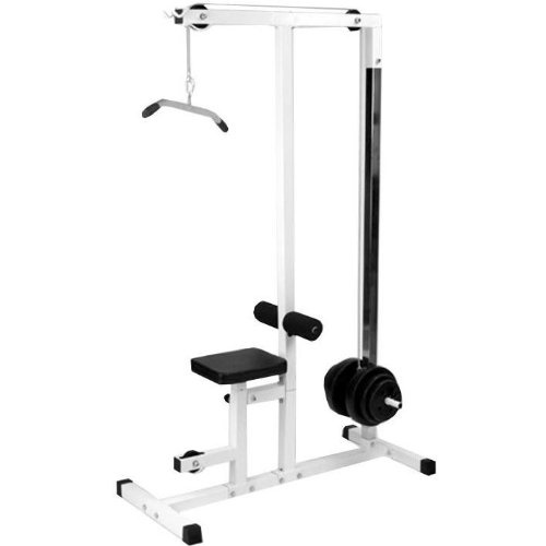 Max Fitness Lat Pulldown Workstation