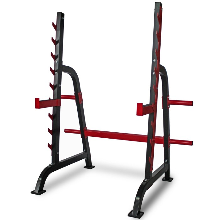 SportTech Squat Rack Heavy Duty