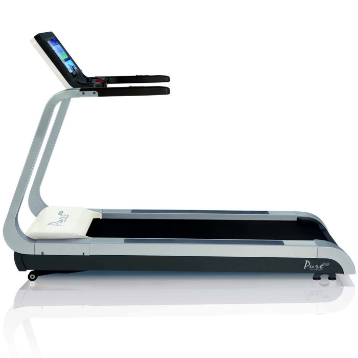 Tunturi Pure Run 10.0 Motorised Treadmill