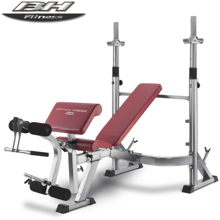 BH Fitness Optima Press Olympic Weight Bench