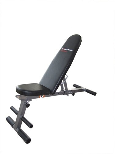 Confidence Fitness Utility Training Bench Review