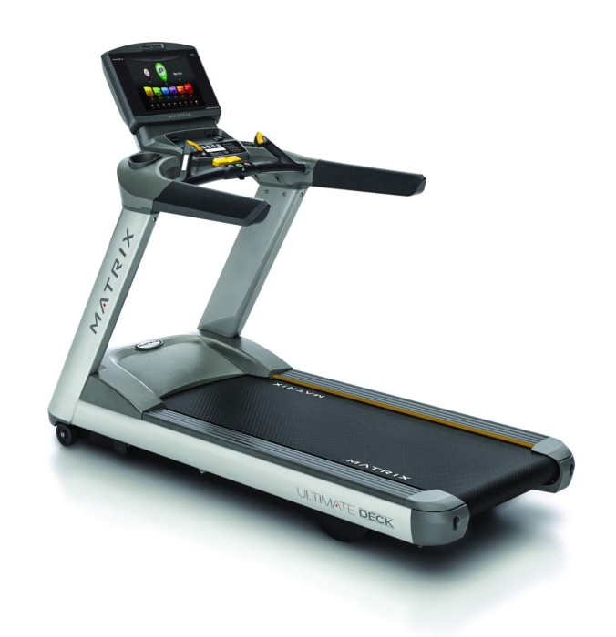 Matrix T7xe Treadmill incl Virtual Active Review