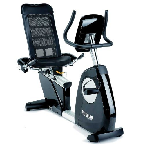 Tunturi Platinum Recumbent Exercise Bike Review