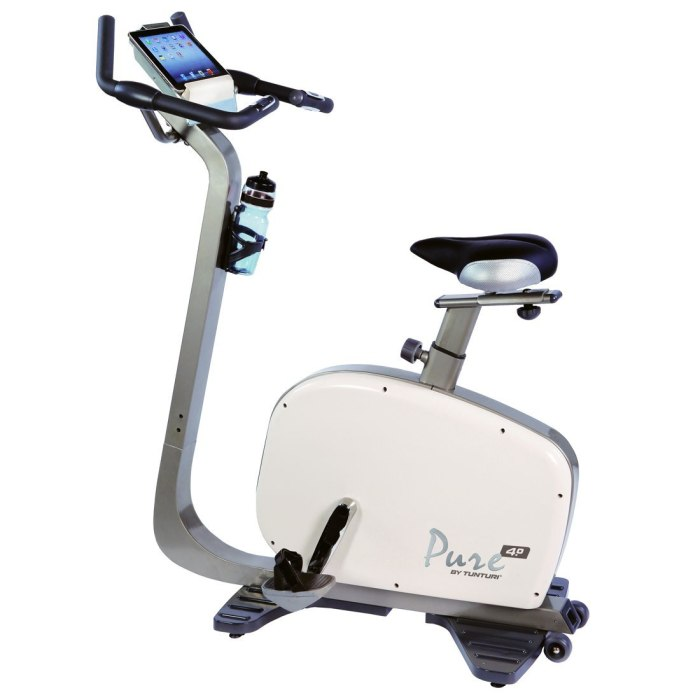 Tunturi Pure U 4.0 Upright Exercise Bike