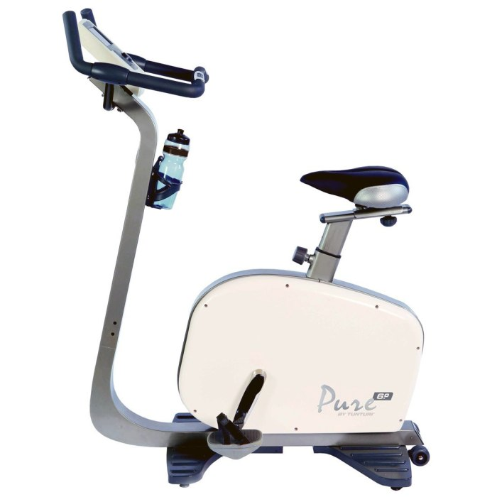 Tunturi Pure U 6.0 Upright Exercise Bike
