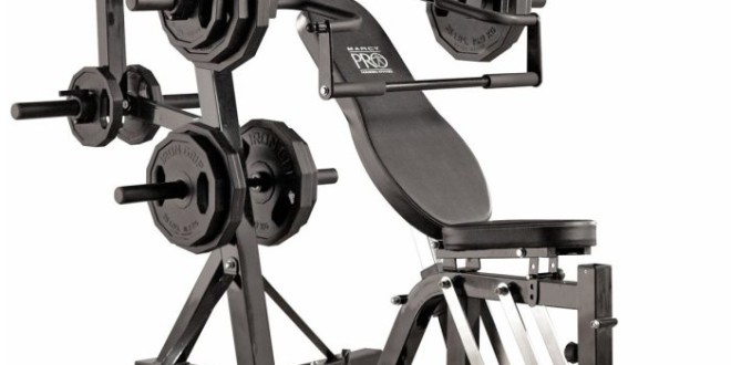 Best Exercise Machine For Home >> Marcy Pro PM4400 Leverage Home Gym Review