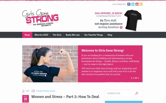 Girls Gone Strong