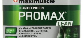 Maximuscle Promax Lean 600g