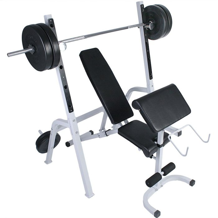 Physionics HNTLB06 Weight Bench Review