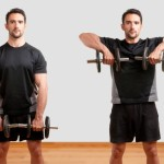 Upright rows for bigger, stronger shoulders