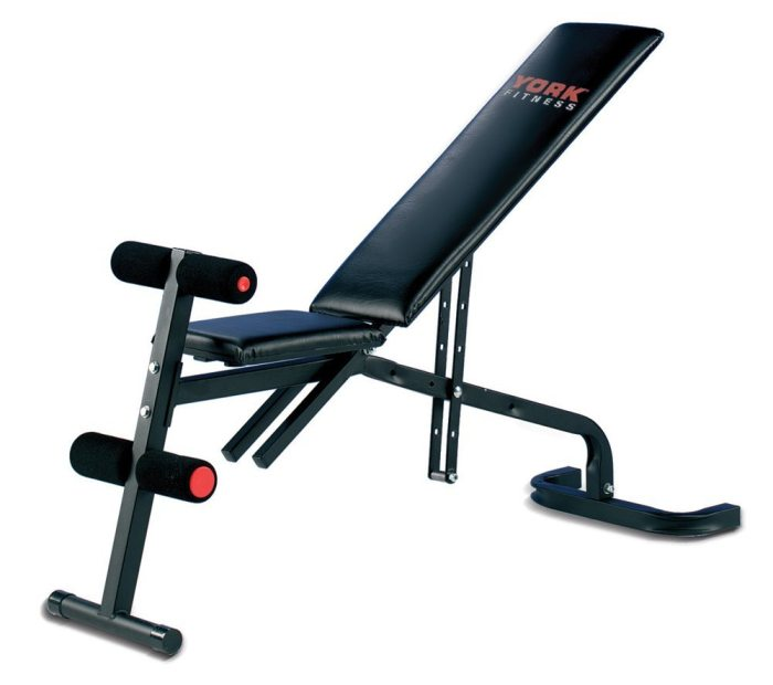 York DB4 Dumbbell Bench Review