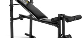 Everlast Foldable Weight Bench