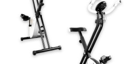 Folding Magnetic Exercise Bike X-Bike