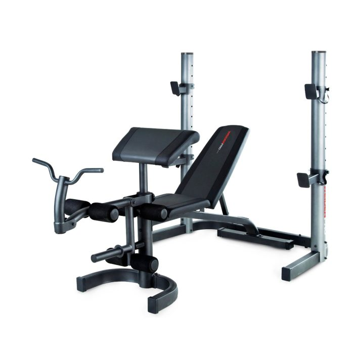 Buy the Weider Pro 490 DC Weight Bench